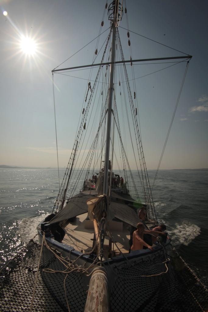 ShipComingIn