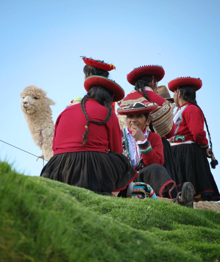 PeruvianLadies