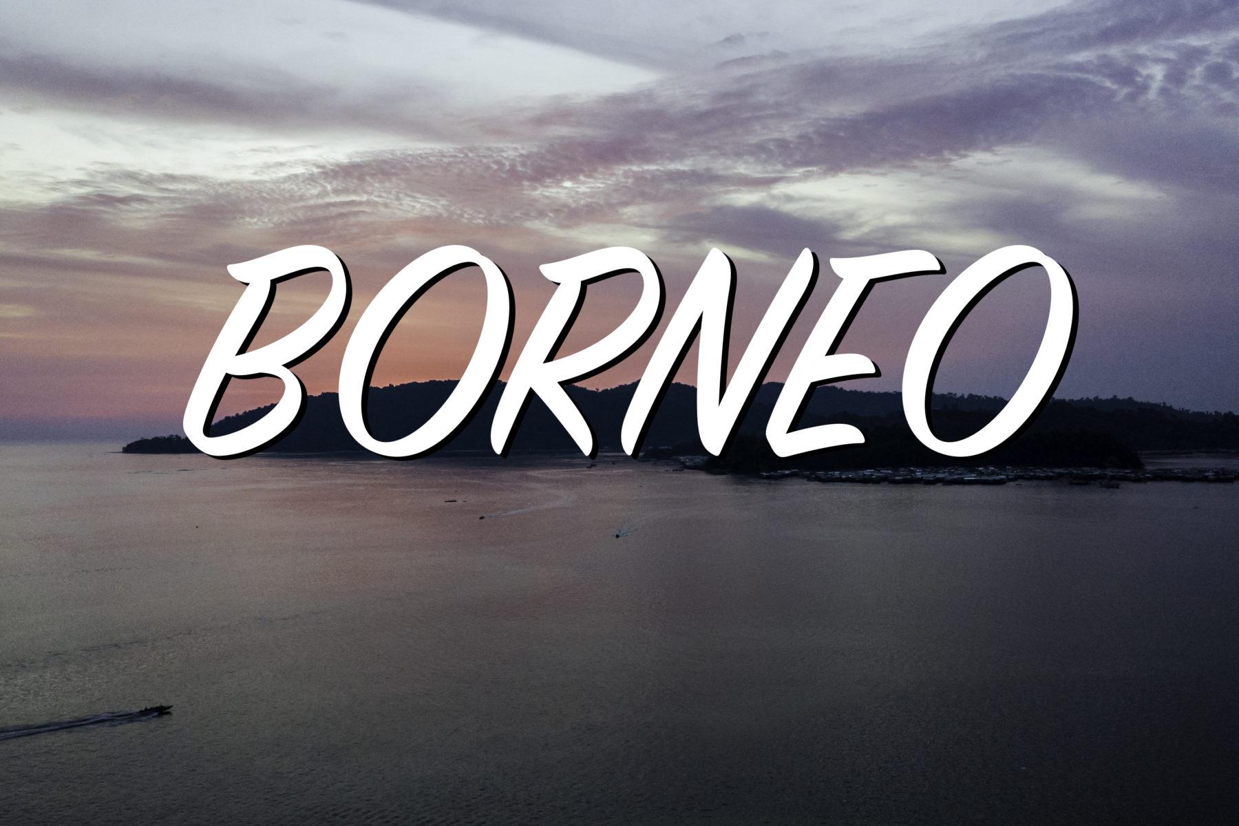Borneo video